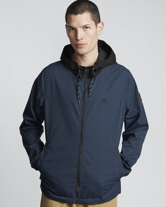 Element Alder Light Washed Jacket