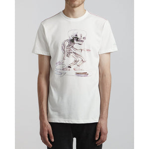 Skull Surfer Short Sleeve T-Shirt