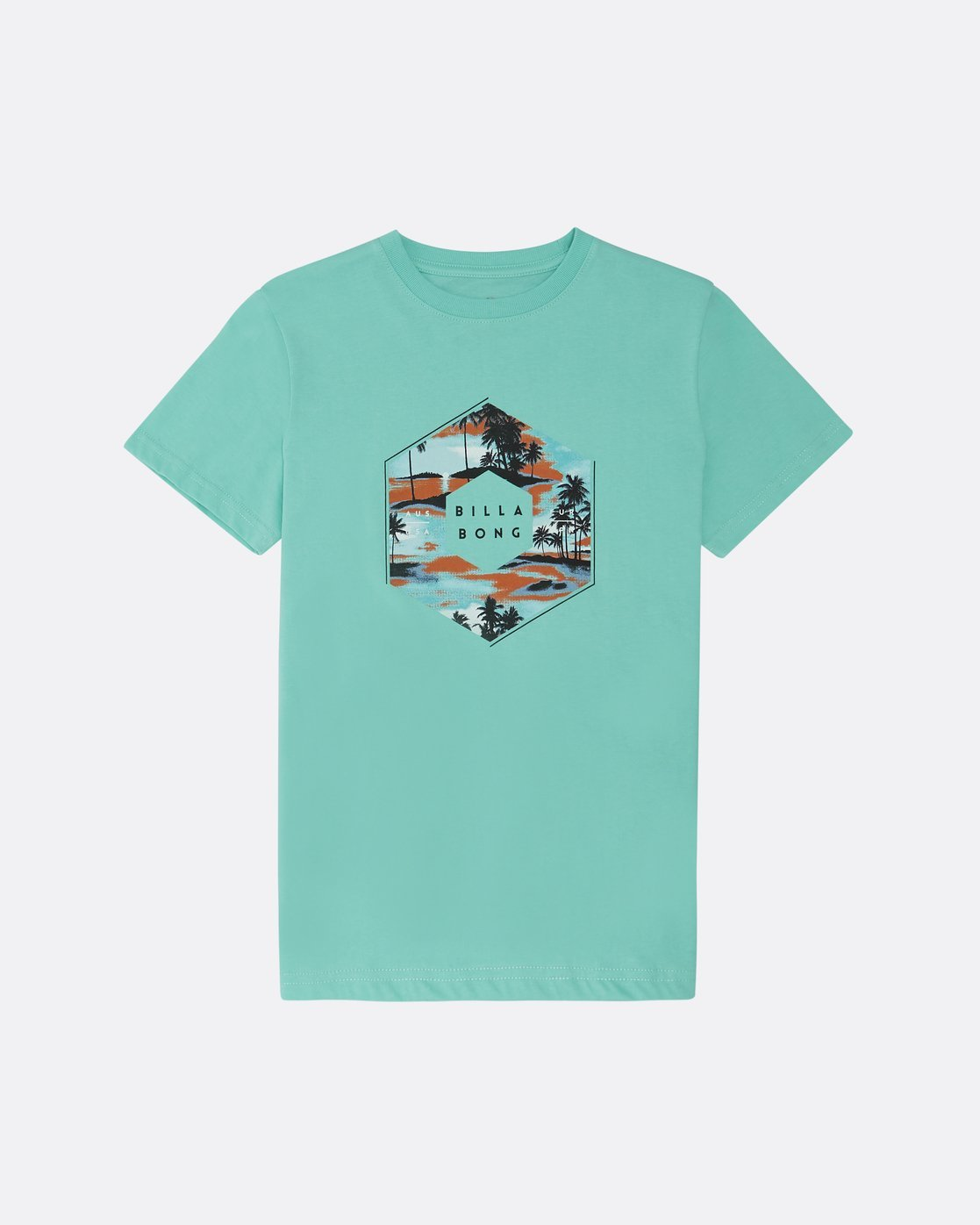 Billabong X Cess Boys Short Sleeve T-Shirt