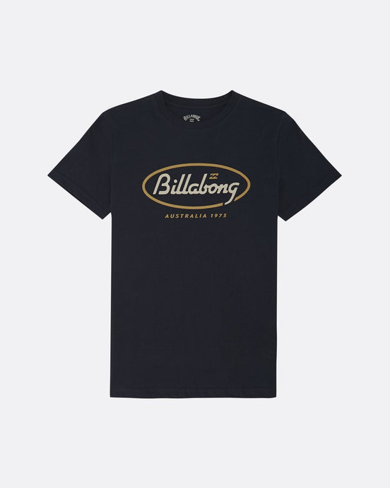 Billabong State Beach Boys Short Sleeve T-Shirt