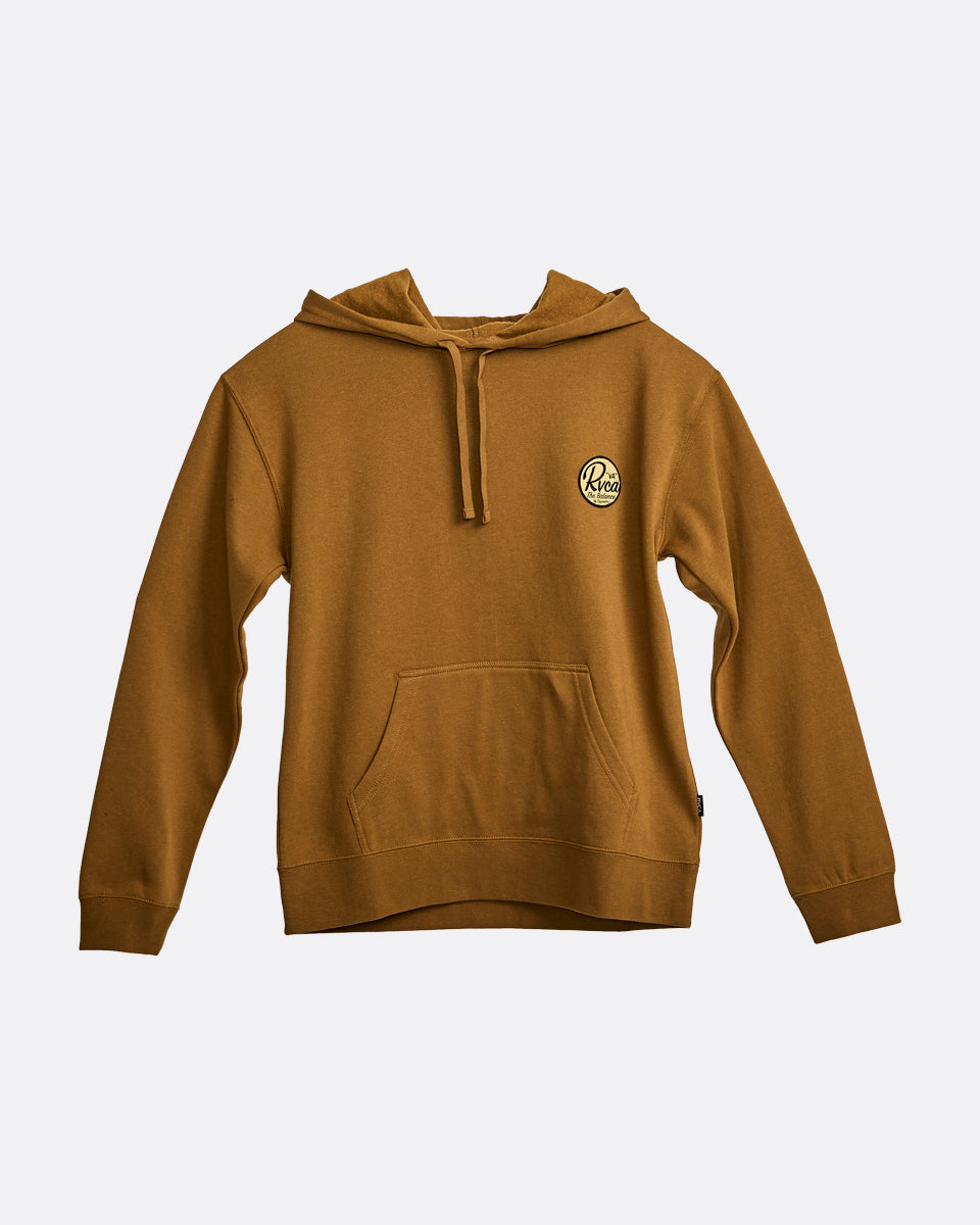 Rvca Patch Seal Hoodie