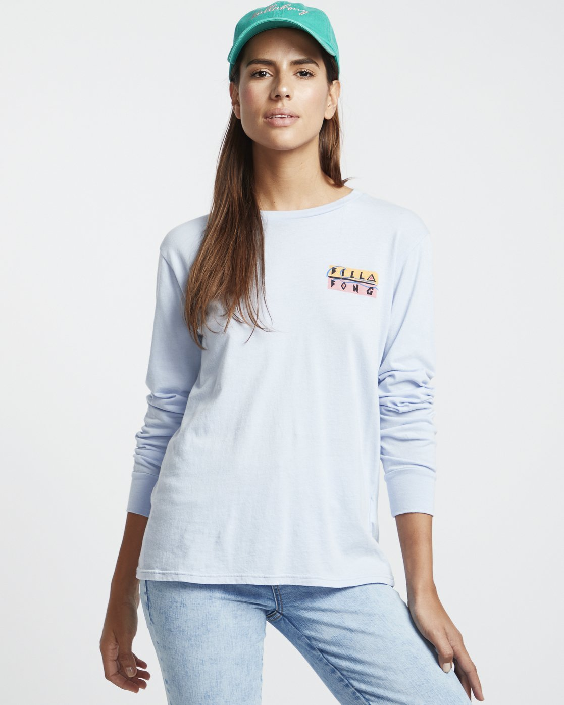 Billabong Take Me Back Long Sleeve Tee