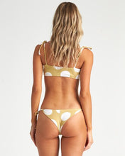 Load image into Gallery viewer, Dot Daze Tanga Polka Dot Bikini Bottoms