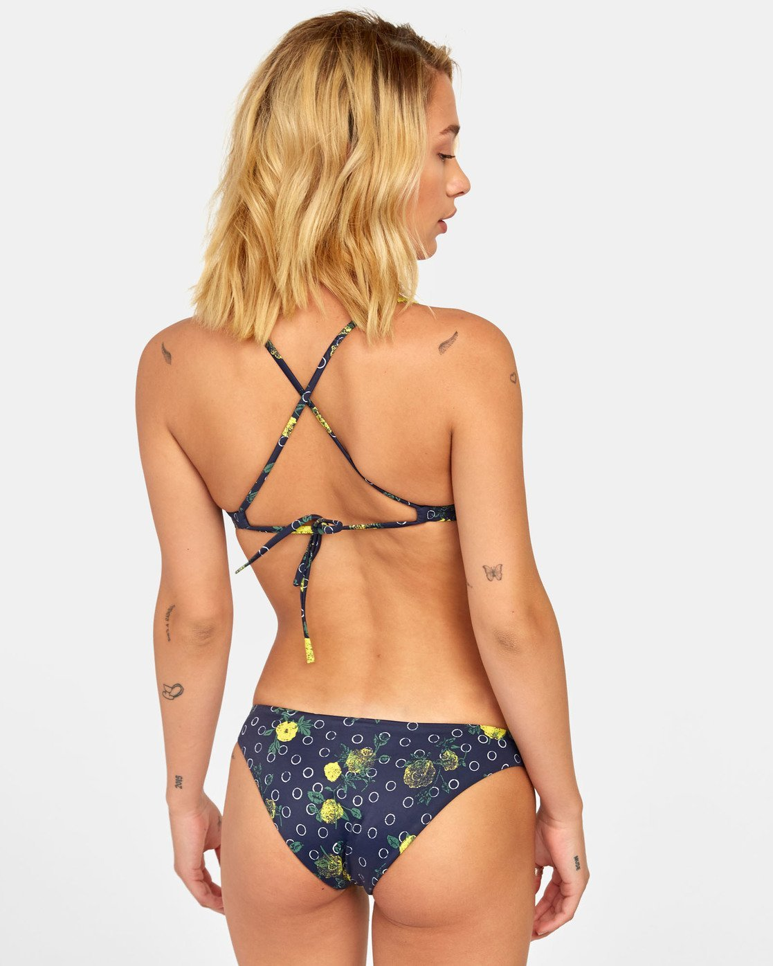 Rvca Dazed Medium Swim Bottoms