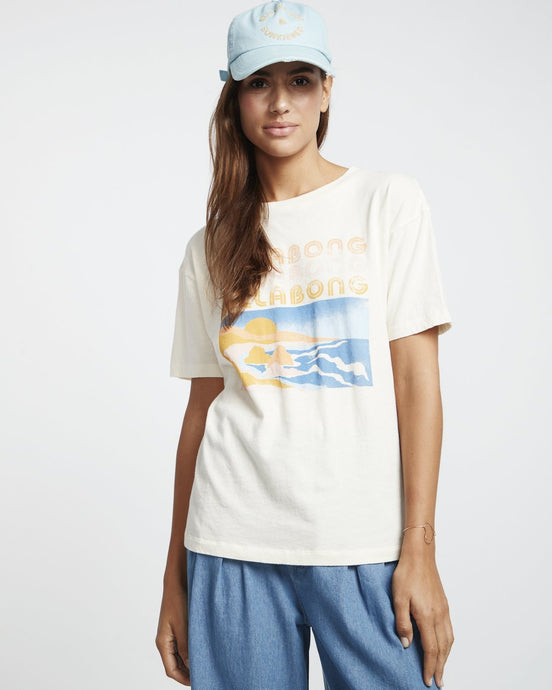 Billabong Coast Line Short Sleeve T-Shirt