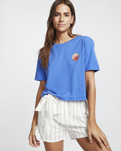 Party Waves Short Sleeve Tee