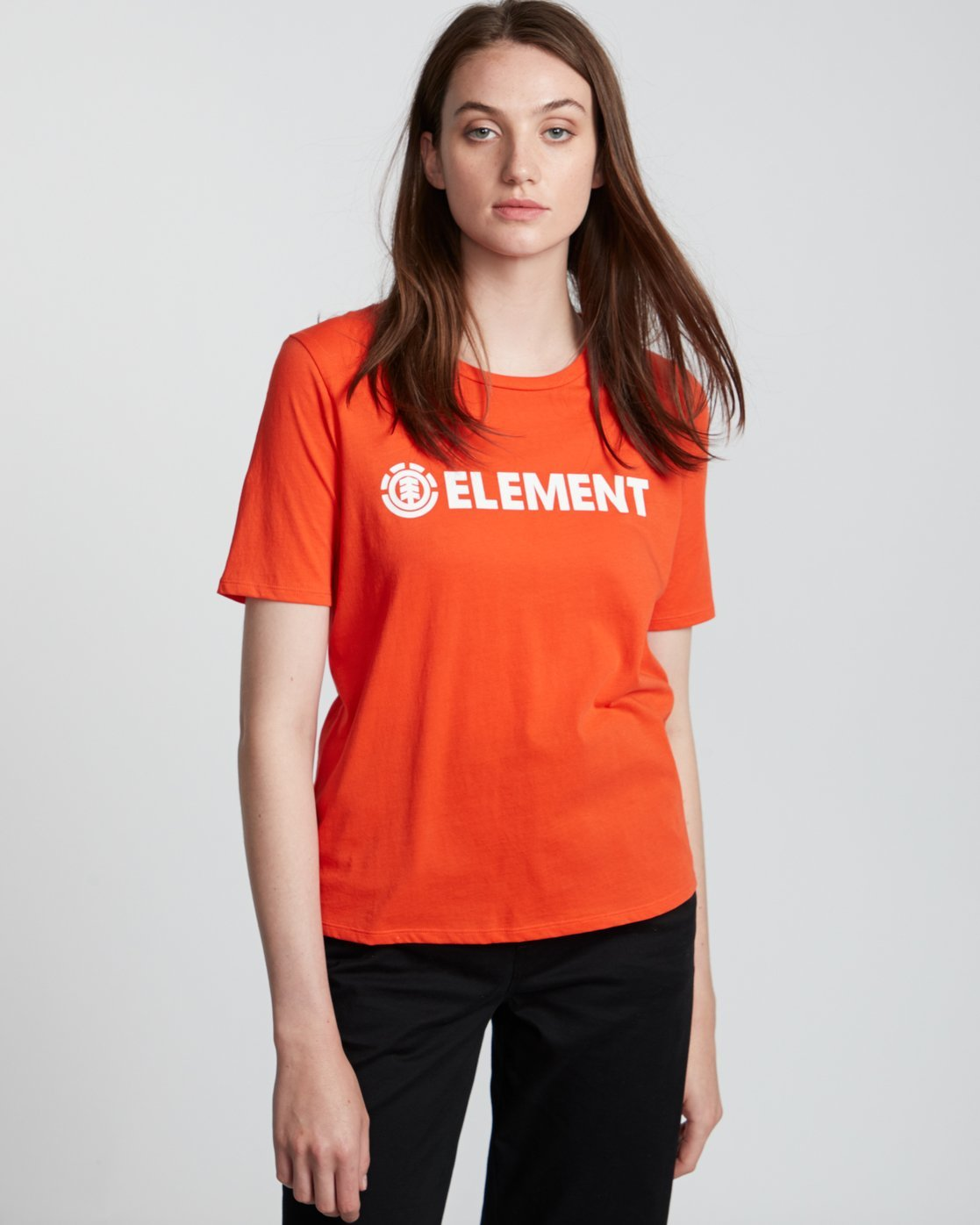 Element Element Logo Short Sleeve T-Shirt