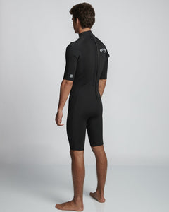 Wetsuit 202 ABSO BZ Short Sleeved FL SP