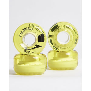Bad Brains Sailin On Filmer 62mm Wheels