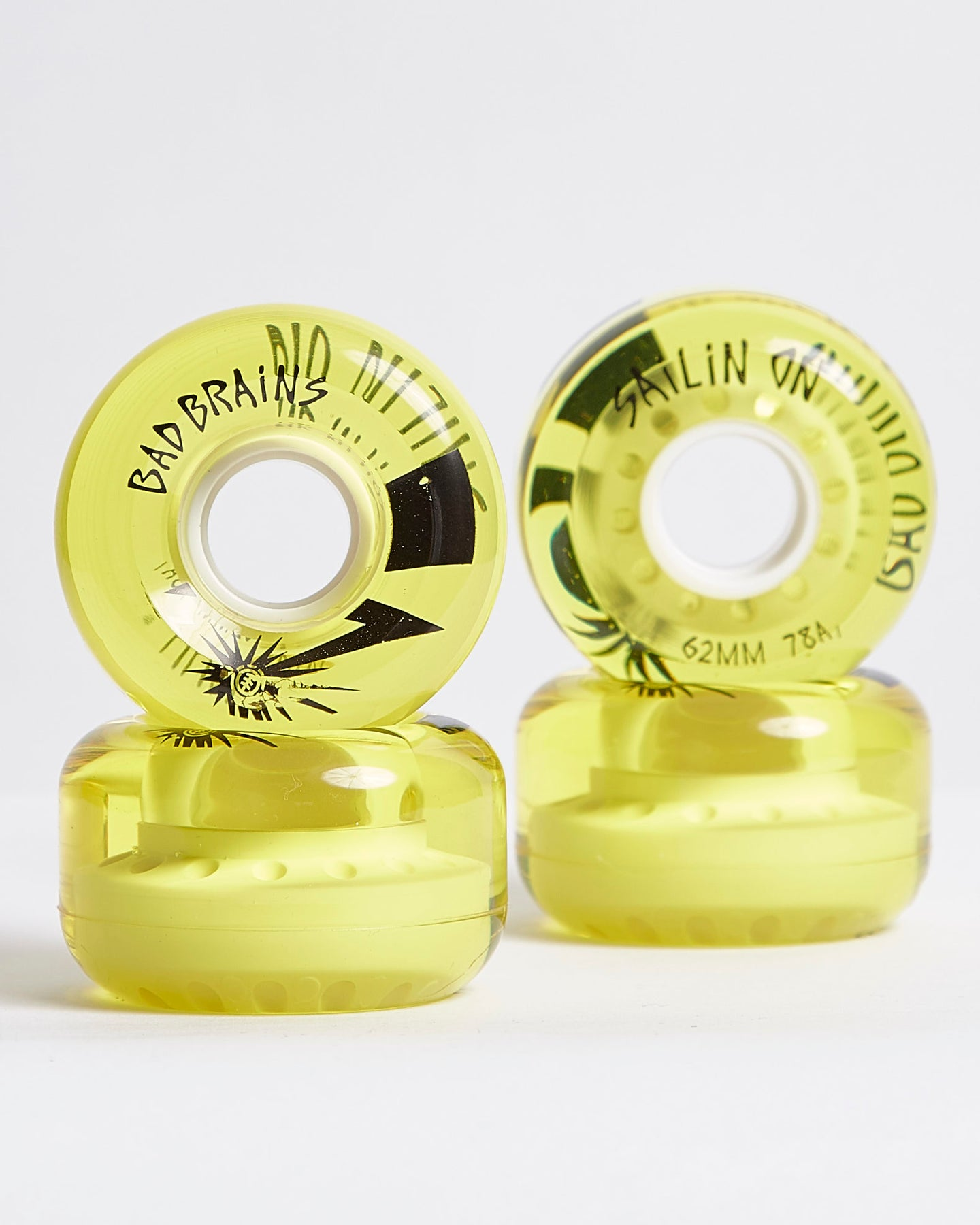 Element Bad Brains Sailin On Filmer 62mm Wheels