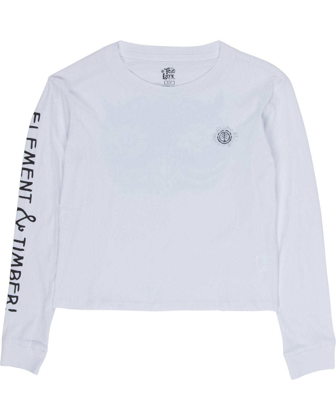 Timber Crop  Long Sleeve