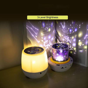 Starry Sky Projection Night Lamp