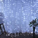 Hanging Fairy Light Curtain Wall Decorations
