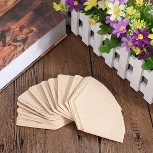 Unbleached Coffee Paper Filter (40PCS)
