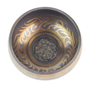 Tibetan Dharma Singing Bowl