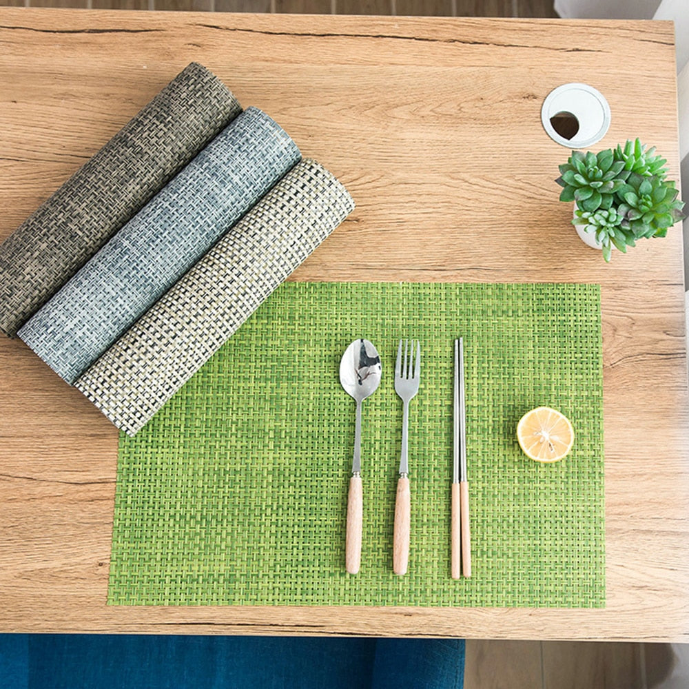 Decorative Placemats for Dining Table