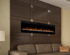 "Dimplex Prism 74"" Wall Mount Electric Fireplace"