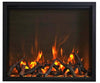 TRD 48″ Traditional Series Electric Fireplace – TRD-48