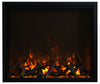TRD 48″ Traditional Series Electric Fireplace