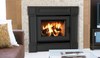LADERA Wood-Burning Fireplace - High Efficiency- Front-Open