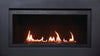 "LANGLEY 36"" Direct Vent Linear Gas Fireplace by Sierra Flame"