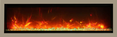 60″ Colored Surround for WM-60-B – Electric Fireplace