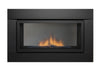 Sierra Flame 36 Inch Palisade See-Through Direct Vent Linear Fireplace
