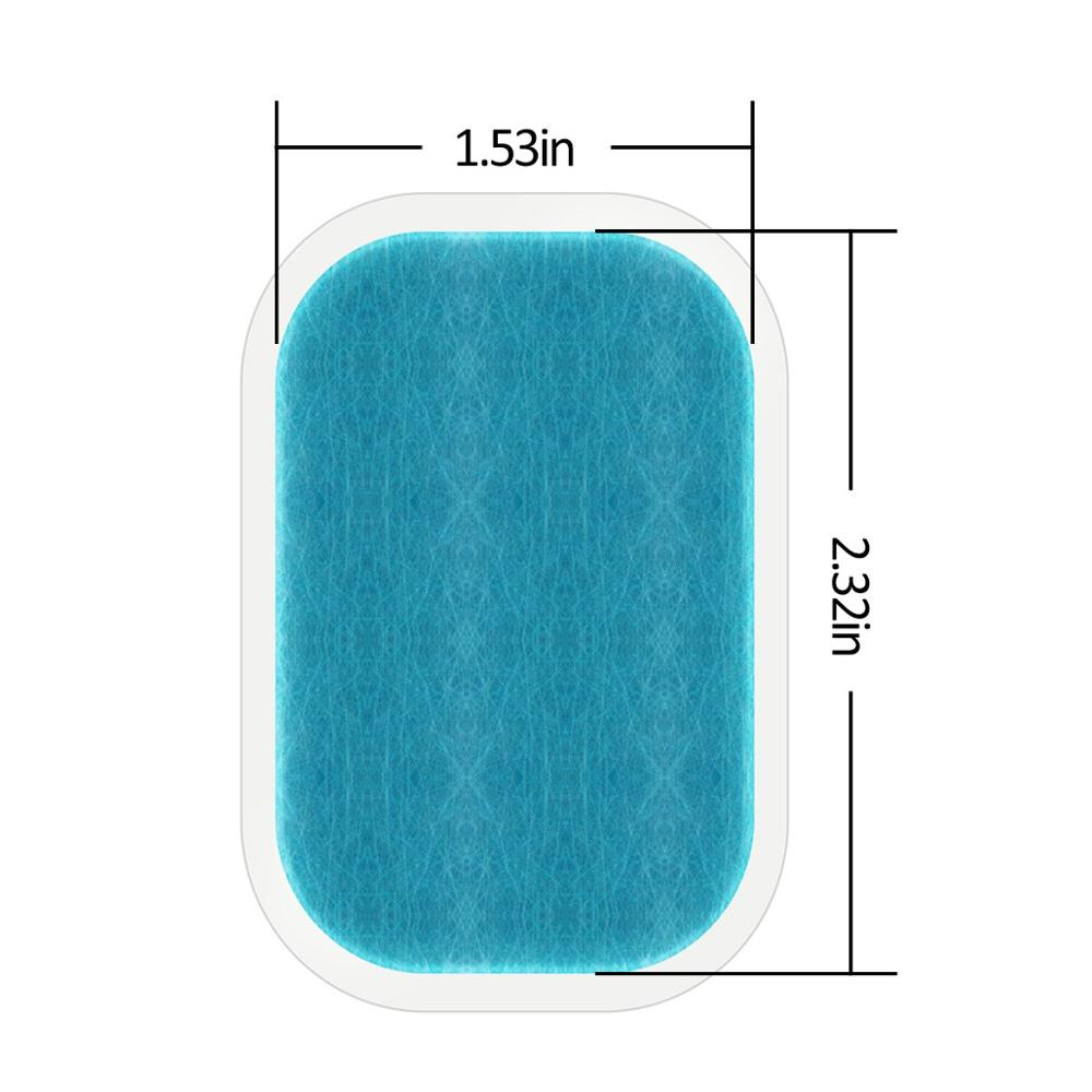 Wellness Nourishment™ EMS Replacement Gel Pads