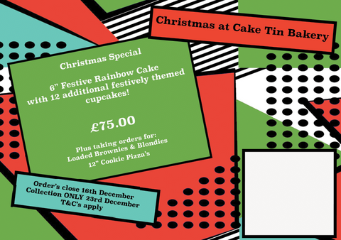 A Sneaky Peek at our Christmas @ CTB Poster