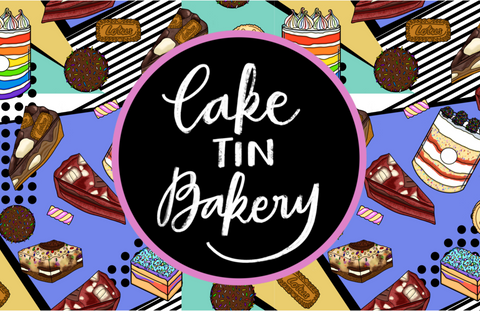 The new normal, for us at Cake Tin Bakery