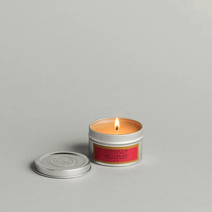 Red Currant Travel Tin Candle