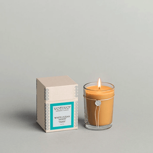 White Ocean Sands Candle