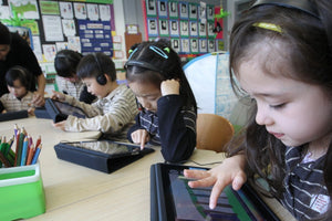Preschoolers and technology: how parents can watch and learn by May Chan Rhodes
