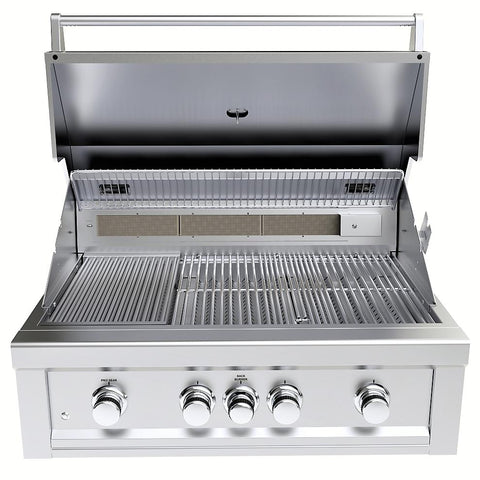 Ruby Series Pro Sear Gas Grills