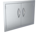 "30"" Double Door Flush Mount"