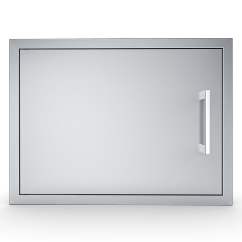 "17"" x 24"" Beveled Frame Horizontal  Door (Reversable)"