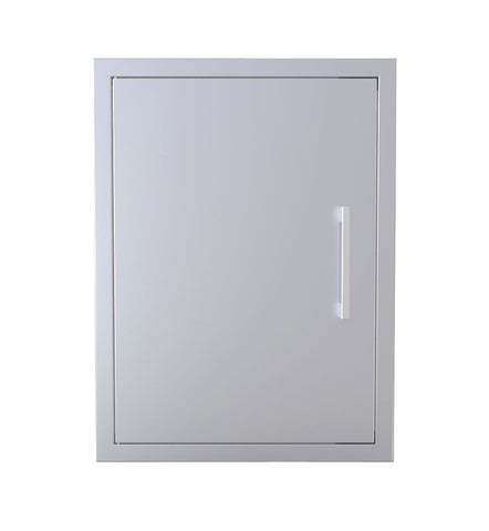 "14"" x 20"" Beveled Frame Vertical  Door (Reversable)"