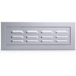"18"" Vented Panel Door with Concealed Pressure Hinge"