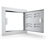"12"" x 12"" Right Swing Vented Door"