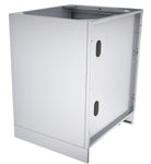 "24"" Double Door Cabinet w/Shelf & Reversible Top Drawer or False Panel"