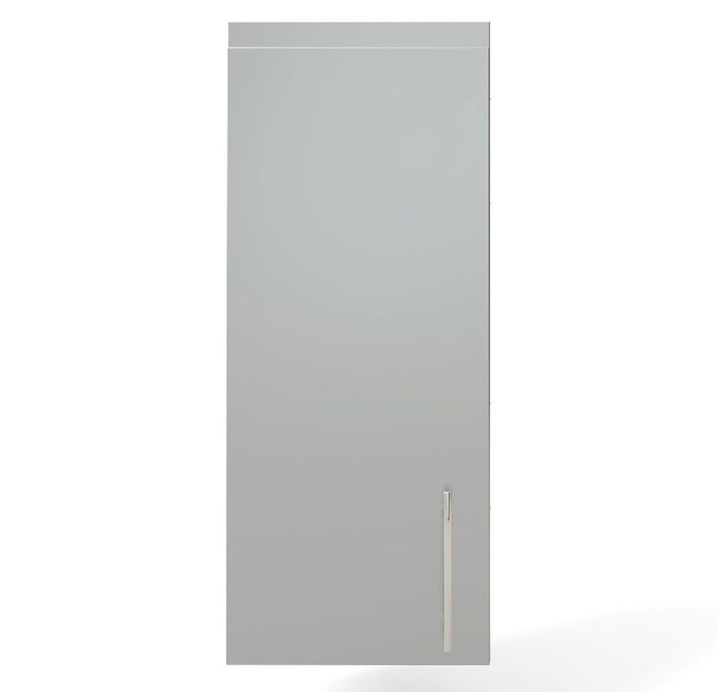 "18"" Full Height Left Swing Door Cabinet"