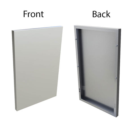 "21"" Height Upper Wall Cabinet End Panel"