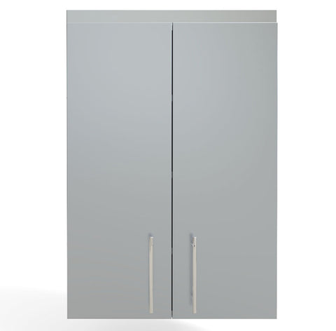 "30"" Full Height Double Door Cabinet w/Four Shelves"