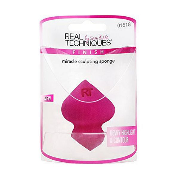 Esponja para Maquillaje Miracle Sculpting Real Techniques