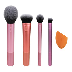 Set de Brochas de Maquillaje Makeup Must Real Techniques (5 pcs)