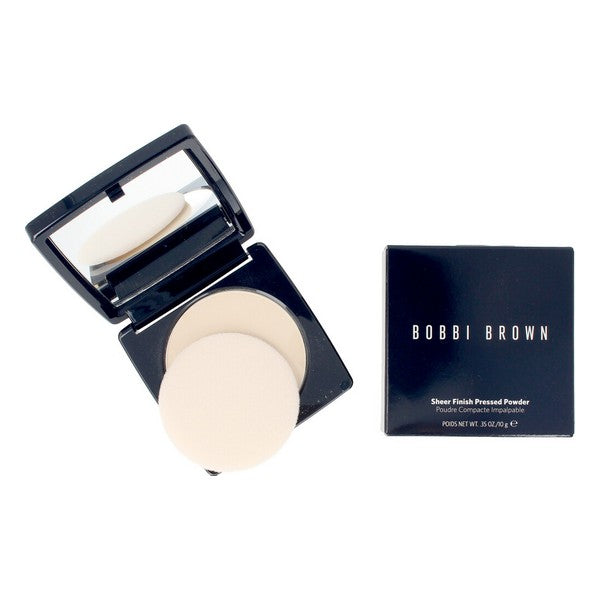 Polvos Compactos Sheer Finish Bobbi Brown Pale Yellow (11 g)