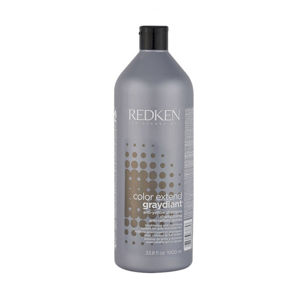Champú Neutralizador del Color Color Extend Graydiant Redken (1000 ml)