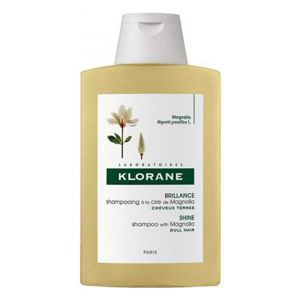 Champú Revitalizador del Color Shine Klorane Magnolia (400 ml)