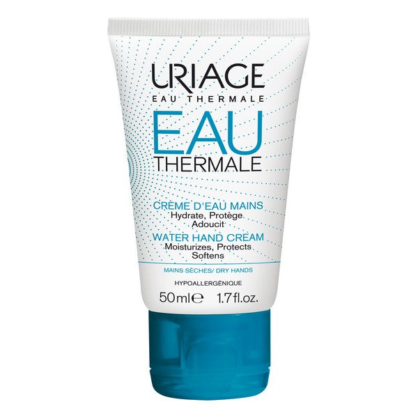 Crema Hidratante para Manos Eau Thermale Water Hand Cream New Uriage (50 ml)