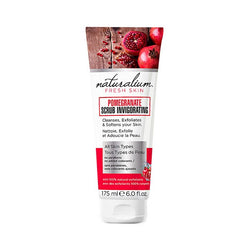 Crema Exfoliante Pomegranate Naturalium (175 ml)